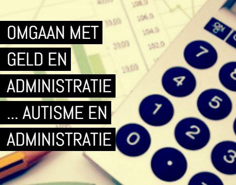 omgaan met geld en administratie