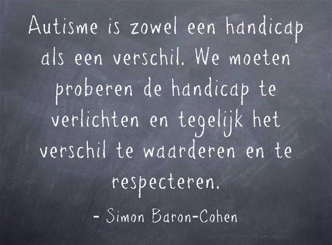 Simon Baron-Cohen is een Brits hoogleraar ontwikkelingspsychopathologie