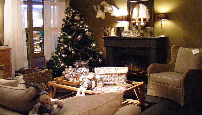 Een gemeend compliment maakt een gezellige kerst tistje Gezellige woonkamer
