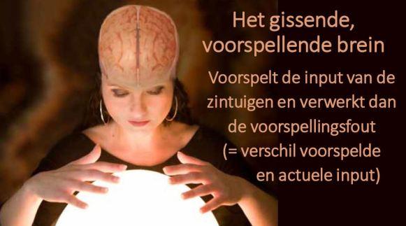 (c) Peter Vermeulen, uit de presentatie beschikbaar op de website van Autisme Centraal