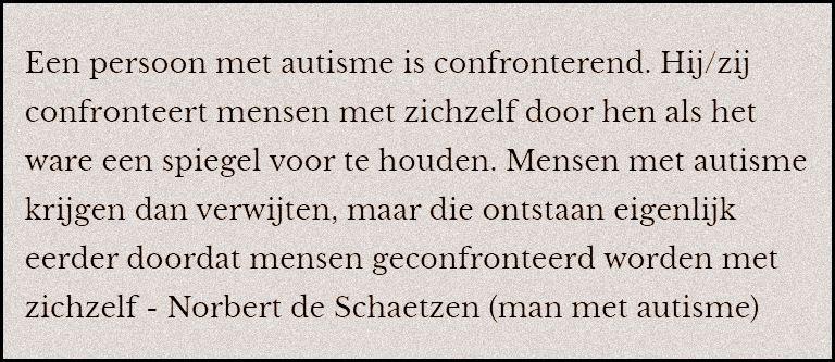 spiegel autisme
