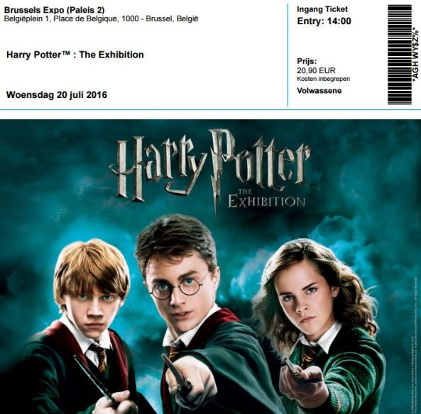 HP ticket