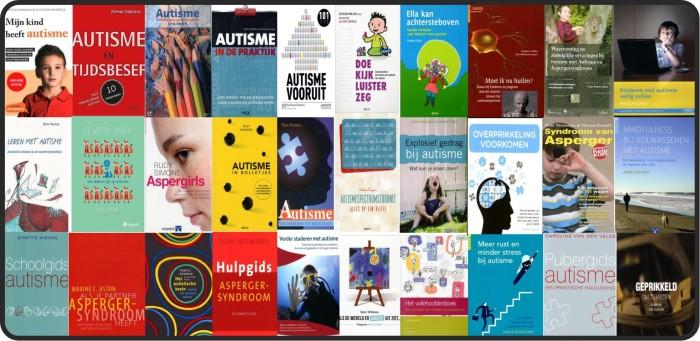 Non fictie boeken autisme