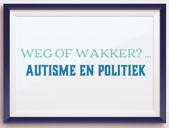 autisme en politiek