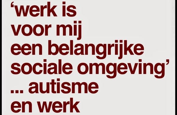front titel werk is voor een belangrijke sociale omgeving